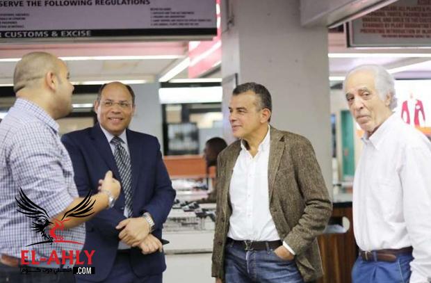 سفير مصر في تنزانيا: الأهلي كبير إفريقيا والجالية المصرية لديها ثقة في نادي القرن