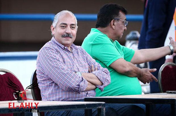 العامري فاروق: لن نقبل سوى بإقامة مباريات الأهلي بجمهور أو منع الجماهير لكل الفرق