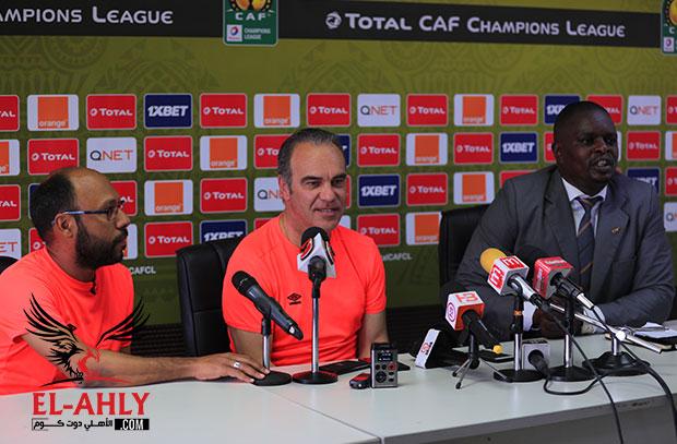 لاسارتي: الأهلي حضر إلى تنزانيا من أجل الفوز.. واستراتيجيتنا واحدة داخل أو خارج مصر