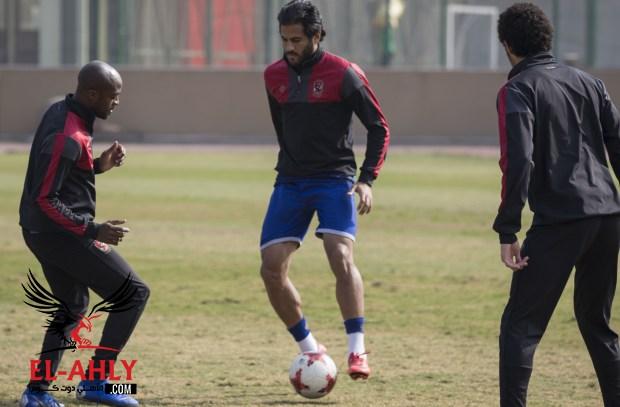 مران الغائبين: سبعة لاعبين في الجيمانزيوم للتأهيل وأزارو ومروان في تدريبات الكرة