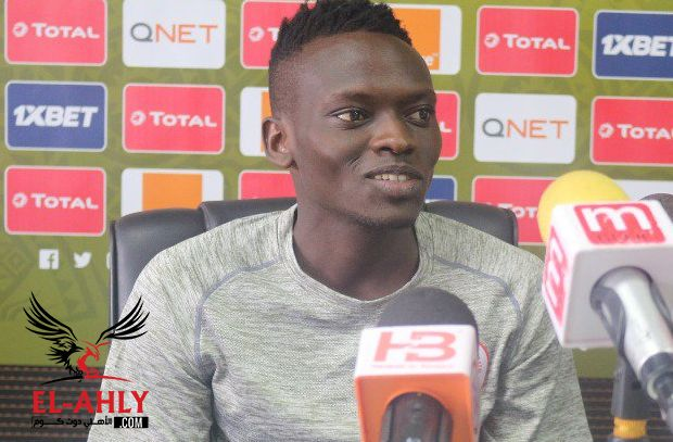 مدافع سيمبا: مواجهة صعبة ضد الأهلي ولكننا نريد نقاط المباراة