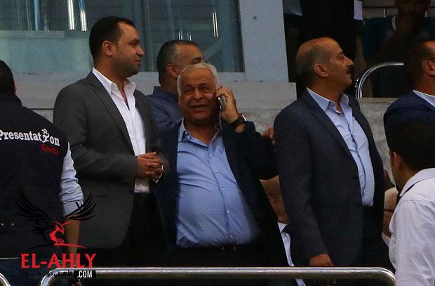 فرج عامر: وزير الشباب والرياضة قال احتمال الدوري يتلغي