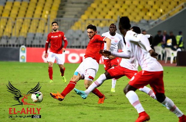 شاهد ملخص مباراة الأهلي وسيمبا التنزاني بدوري ابطال افريقيا