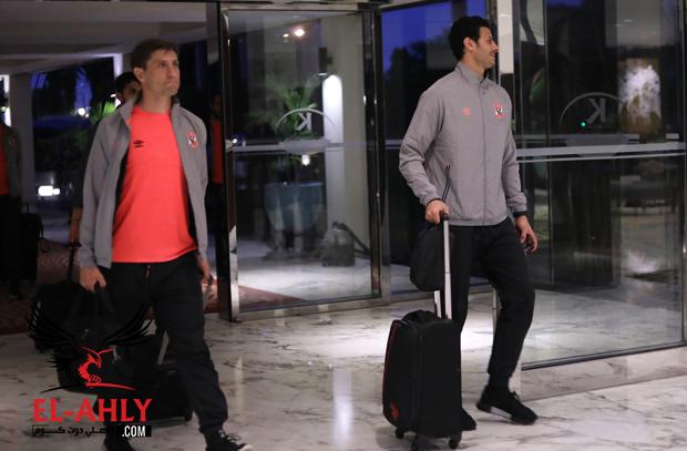 الأهلي يحدد موعد عودة بعثة الفريق إلى القاهرة من تنزانيا