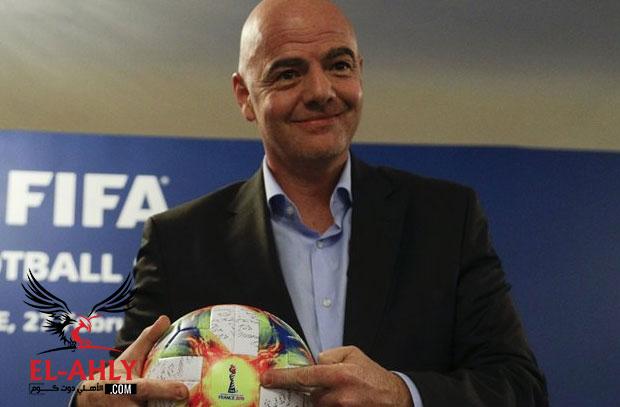 زيادة أعداد منتخبات كأس العالم 2022 بجدول أعمال الفيفا والكويت وعمان قد يكونان الحل