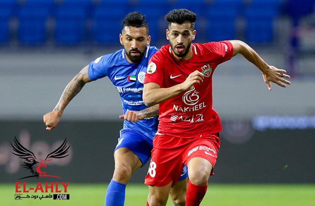 شباب الأهلي دبي يضرب النصر ويتأهل لنهائي كأس الخليج العربي الإماراتي