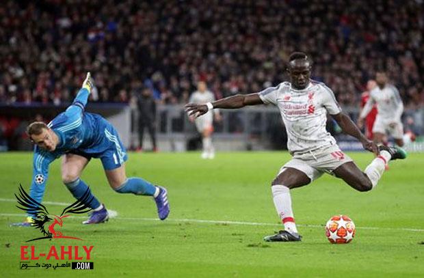 ليفربول يسطع في سماء دوري الأبطال ويقهر البايرن في عقر داره ويكمل رباعي الدوري الإنجليزي
