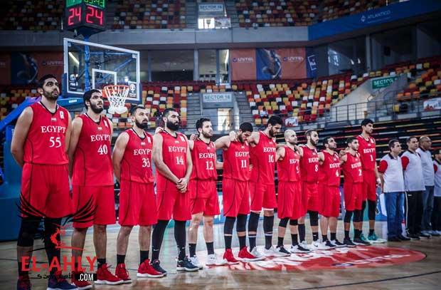 الاتحاد المصري لكرة السلة يكشف حقيقة التأهل لكاس العالم وخطأ الكونغو