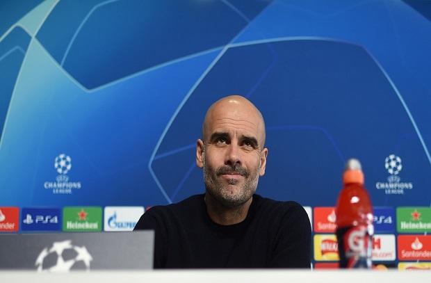 جوارديولا : فرصنا للتأهل لنصف نهائي دوري الأبطال 50%