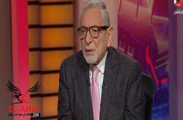 القيعي: لو هناك من يرصد الدوري المصري والله ما هيكمل وناس كتير هتتعاقب