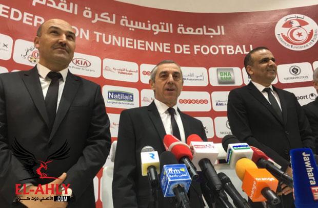 مدرب تونس بعد معاينة ستاد السويس: أرضية الملعب سيئة ولا أعلم ماذا سيحدث