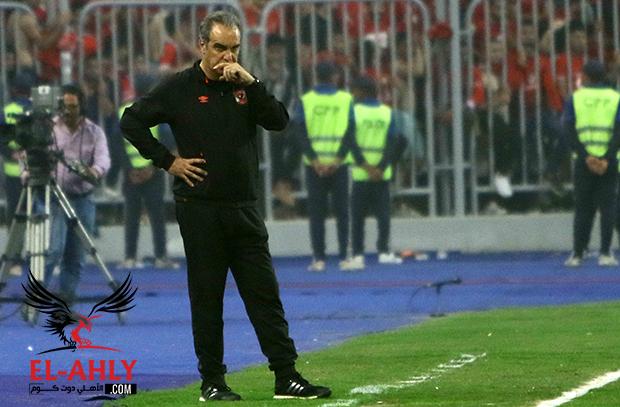 لاسارتي: لا أفكر في الاستقالة.. توليت الفريق في ظروف صعبة