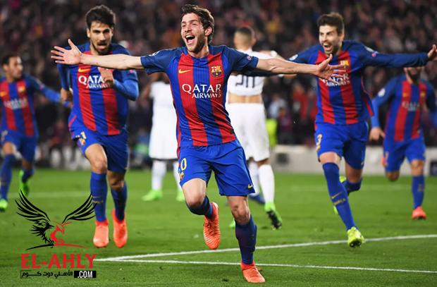 لاسارتي: شاهدنا ريمونتادا برشلونة أمام باريس سان جيرمان لتحفيز اللاعبين