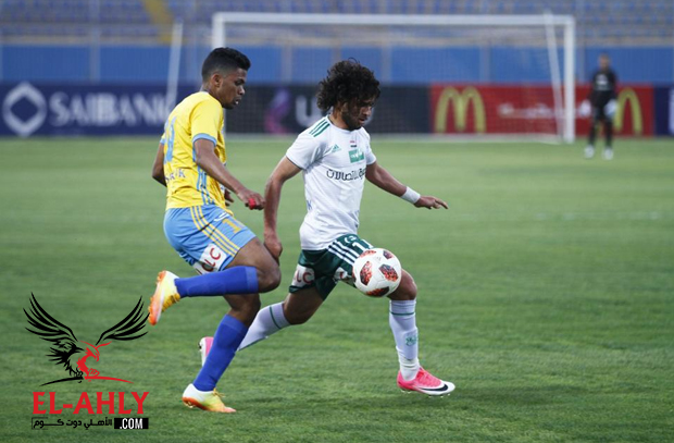 الإسماعيلي يواصل الغياب عن الانتصارات ويتعادل مع المصري بالدوري