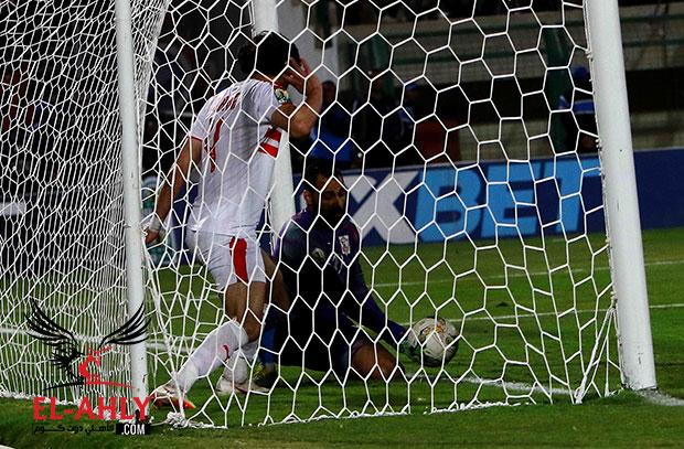 تقارير مغربية.. أغادير يشكو حكم مباراة الزمالك للكاف