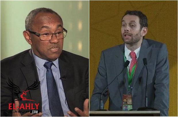 رويترز: اتهامات عمرو فهمي لـ أحمد أحمد بالفساد والرشوة وراء اقالته من الكاف