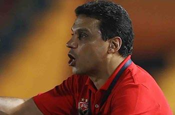 البدرى : حققنا الأهداف المطلوبة وطالبت اللاعبين بعدم الخوف من الإصابة