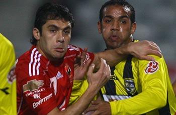 نتائج تقييم مباراة المقاولون: الصقر حسن عرض مستمر و أحمد عادل يكتسب الثقة