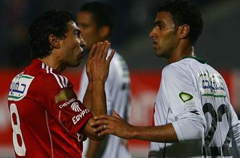 """بعد 82 دقيقة """"حرق"""" أعصاب .. شاهد كيف خرج الأهلي بسلام من مغامرة المصري"""