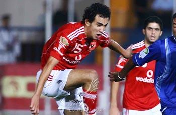الإصابة تبعد أحمد على قبل المباراة وهتافات جماهيرية للدورى وحقيقة إصابة فتحي