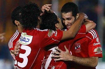 """أبطال الدوري يتحدثون عن """"بروفة الإسماعيلى""""وأهمية مباراة الإتحاد الليبي والانذارات"""