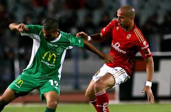 روح الأهلي تقهر الاتحاد وجهاد جريشة بتسعة لاعبين