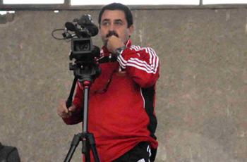 أزمة بين التليفزيون المصري وكاميرا اوسكار.. ومتعب يضع الصحفيين على الصامت
