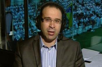 """الشوالي يستفز جماهير الأهلي """"على المتغطي"""" .. وهدف أبو تريكة يفضحه"""