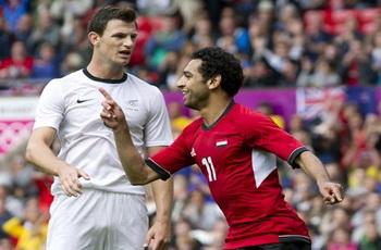 متعب يدخل تاريخ الأولمبياد باهدار حفنة من الفرص لتتعادل مصر مع نيوزيلندا 40680-sala