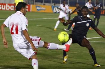 الزمالك لا يفوز وتشيلسي يمنح الزمالك أول نقاطه في أفريقيا