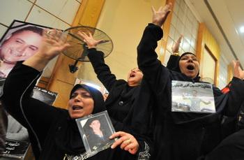 """دعاء وابتهال يتحول """"زغاريد"""" وفرحة شاهد ردود افعال الشهداء المحكمة"""