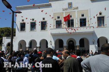 رسالة تونس: اجتماع أمنى لتحديد الملعب والاتجاه لإقامته بمدينة بنزرت