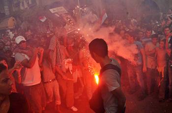 رسالة تونس - معركة للألتراس فى سوسه بعد استفزاز جماهير النجم