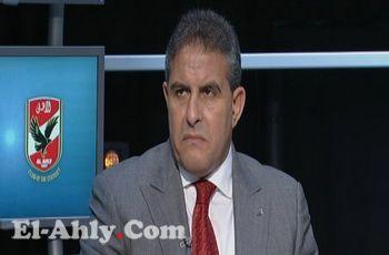 منع رئيس الاهلى المحتمل من دخول مقصورة كبار الزوار