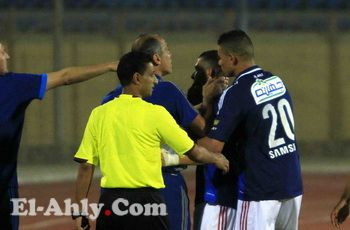يوسف المدير الفنى: لمست فى اللاعبين اصرار الفوز واشكر هؤلاء