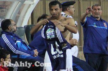 السيد حمدي قبل النزول للملعب: أنا مش عارفني