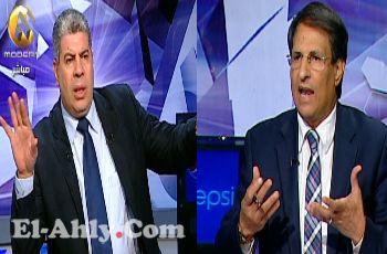 """شوبير يٌحرج مصطفى يونس على الهواء """"ماليش دعوة بمشاكلك مع الأهلي"""""""
