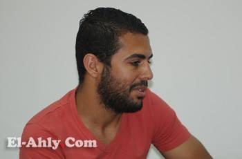 بعد انضمامه رسمياً.. صبري رحيل يتحدث لـ El-Ahly.com ويروي تفاصيل تعاقده
