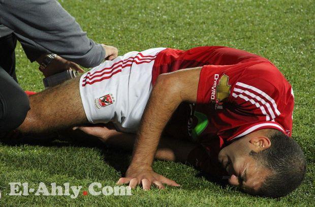 شاهد خلفية متعب تمنعه من الاحتفال بأول 90 دقيقة كاملة بعد اصابة ظهره