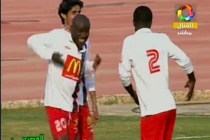 رقصة أفريقية تزين فوز بتروجيت السادس في الدوري
