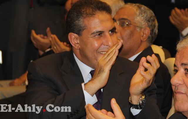 رسمياً .. طاهر ابوزيد خارج الحكومة وعبد العزيز وزيرا للشباب والرياضة