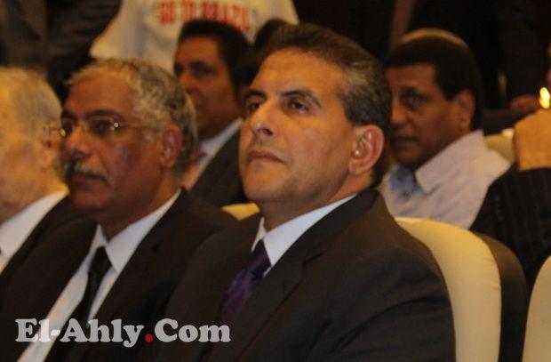 آخر قرار لطاهر أبوزيد وزير الرياضة المستقيل