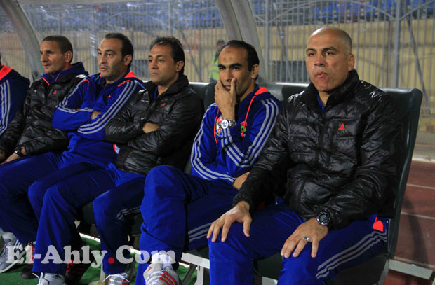 محمد يوسف: لا أستطيع أن أعد بالمربع الذهبي أو بطولة الدوري