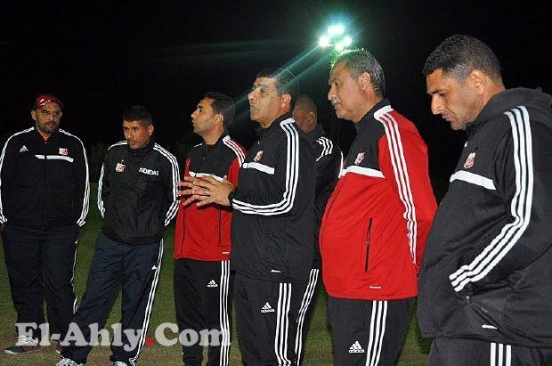 طارق العشري يغير خطط فريقه لمواجهة الاهلى المصرى