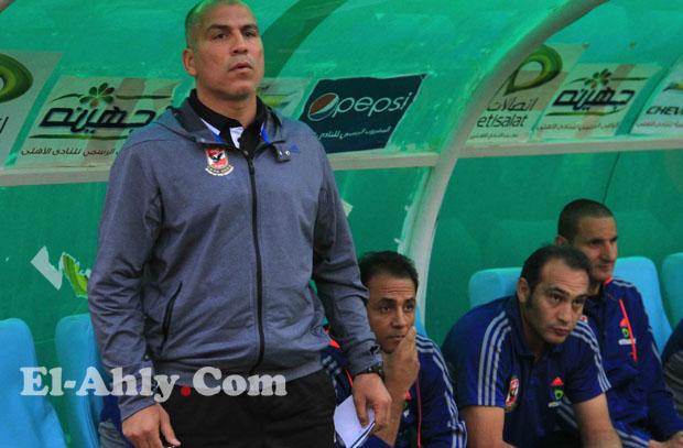 مدرب الأهلي: نقاط المباراة أهم وتفادينا أخطاء الشوط الأول