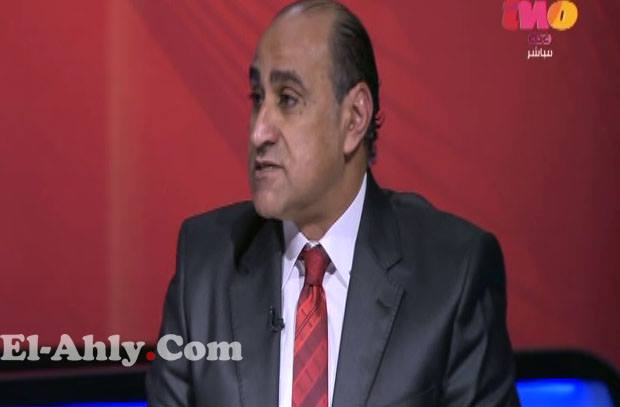 خالد بيومي عن اهانته لفتحي مبروك: آسف ولكني لم أقصد الاهانة