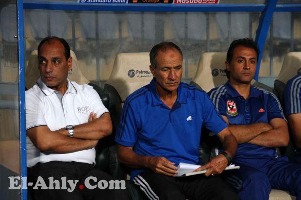 فتحى مبروك: لا يوجد مدرب قادر على تغيير الفريق في الشوط الاول