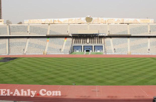 محمود علام: مباراة الأهلي والقطن على استاد القاهرة بدون جمهور