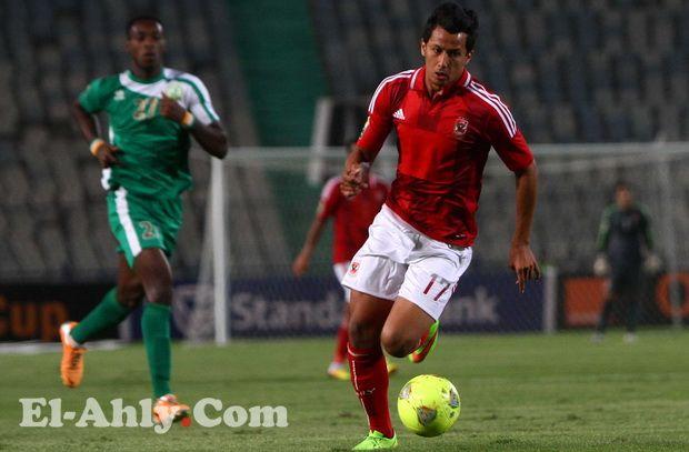 بعد 87 يوم صيام: عمرو جمال يسجل أول أهدافه تحت قيادة جاريدو