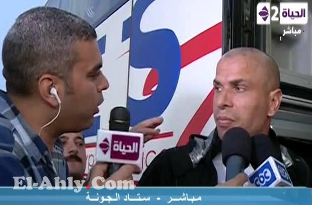 وائل جمعة غاضباً: وبعدين يقولوا الأهلي بيكسب بالحكام!
